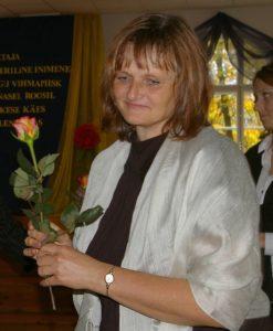 Aasta õpetaja 2012 on Nanni Kull