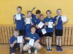 Pärnu Maakoolide 1.-3. klassi rahvastepalli meistrivõistlused
