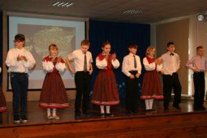 Tänusõnad tantsurühma lastele