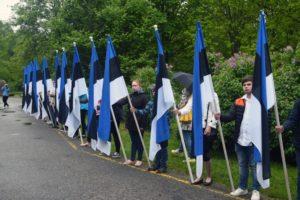 Rein Ariko: lipp suurendab meie ühtekuuluvustunnet