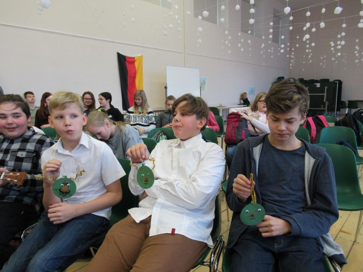 e59cf5cc35e Jõulueelne saksa keele päev   Sindi Gümnaasium